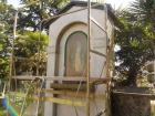 cappella asilo macchi zonda dopo passaggio carta vetrata