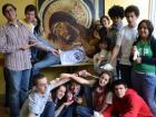 laboratorio artistico in v ginnasio al liceo sacro monte di varese anno 2010-2011-3